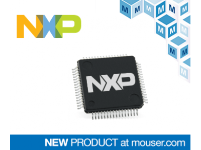マウザー、NXP社の次世代スマートLED照明向けISELED通信対応S32K ISELED対応 MCUの取り扱いを開始