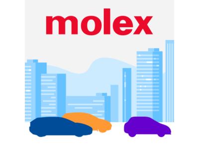 マウザー、モレックス社と共同で車載テクノロジー情報専用サイトを開設