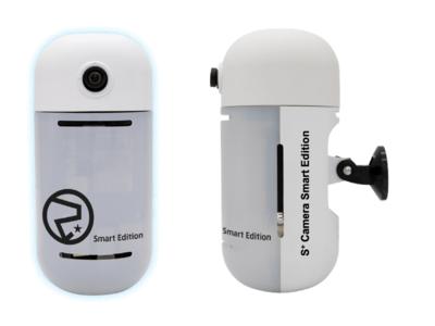 AIカメラで動線分析などのリアルタイム処理にも対応する高性能モデル「S+ Camera Basic Smart Edition」を発表