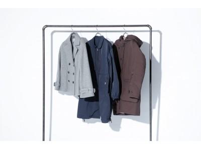 フィッシングの「DAIWA」から生まれたファッションブランド「D-VEC」おすすめのアウターを特集したコンテンツをECサイト内で公開!