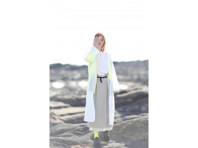 """フィッシングのDAIWAから生まれたファッションブランドD-VEC20年春夏コレクションのテーマは自然の「光」と「影」から着想を得た""""HIKARI TO KAGE"""""""