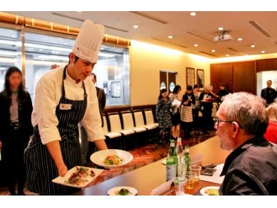 【全国イタリア料理コンクール2018】準優勝の作品を期間限定でご提供