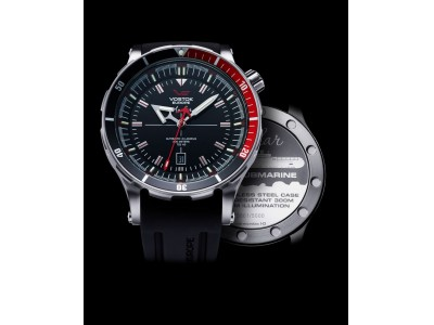 VOSTOK EUROPE-For Going To The Extremes…