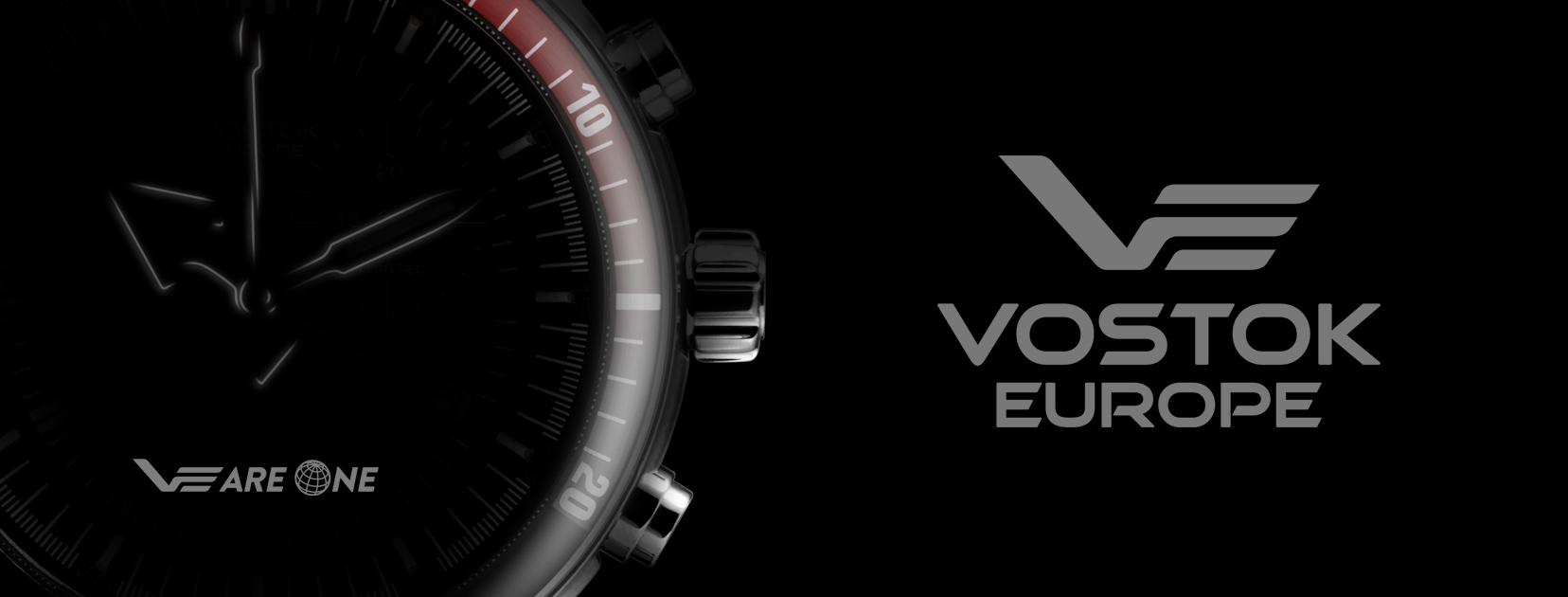 """「""""極限""""で使える実用的な腕時計」を目指すVOSTOK EUROPEの中でも大ヒットを遂げた「アンチャール」から自動巻きの新型モデルが誕生。"""