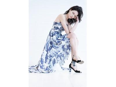 フランスから上陸!パリコレで日本の美を発信するYumi Katsura(ユミカツラ)と世界初ヒールを付け替えられるTanya Heath Parisとコラボレーションヒール誕生