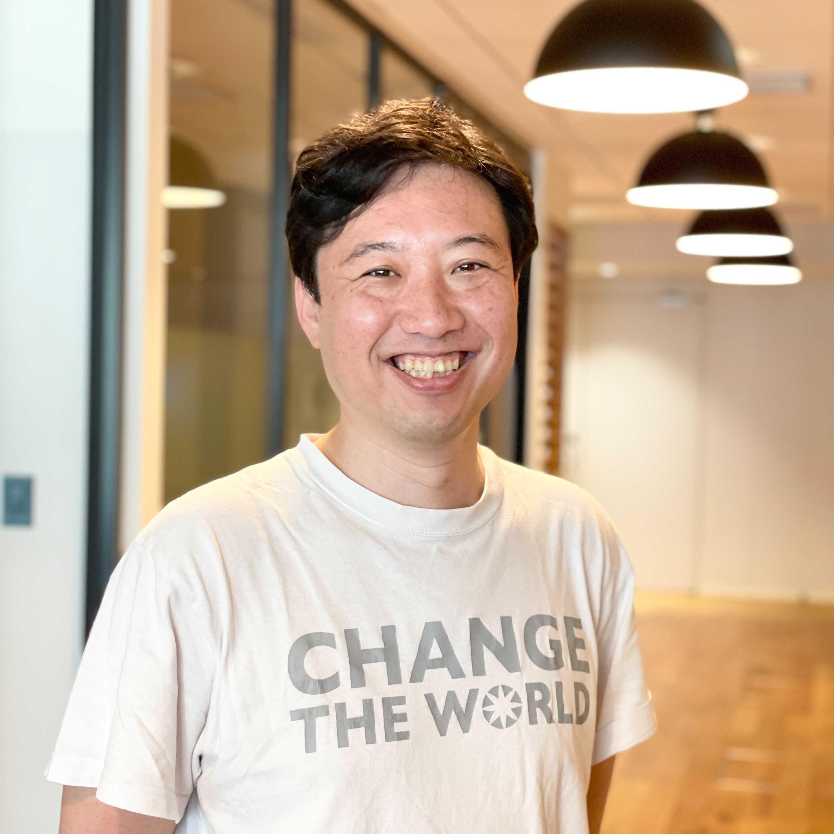 前田 恵一氏がCFOに就任「株式会社チェンジ・ザ・ワールド」