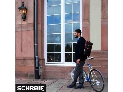 スイスのエシカルブランドバッグSchreif(シュライフ)がライフスタイル総合EXPO(春)に出展致します。
