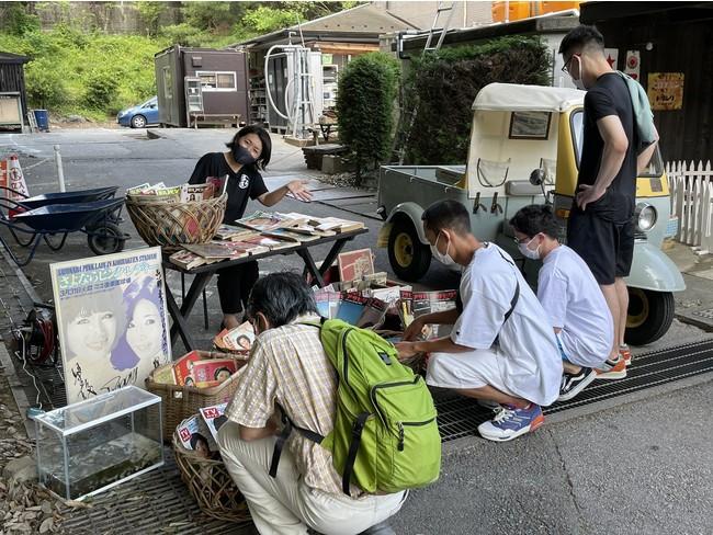 昭和レトロな温泉銭湯玉川温泉が古物商として「昭和レトロ」なアイテムを店頭・オンラインで販売開始