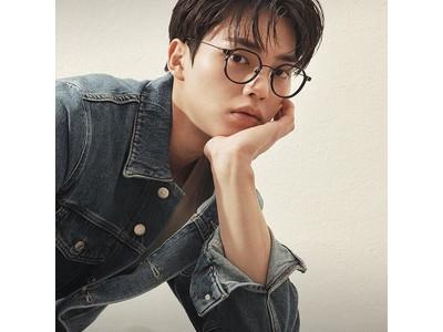 【日本上陸】韓国人気俳優ソン・ガンがメインモデルを務めるアイウェアブランド「CARIN」(カリン)が日本上陸、60%(シックスティーパーセント)への出店を開始