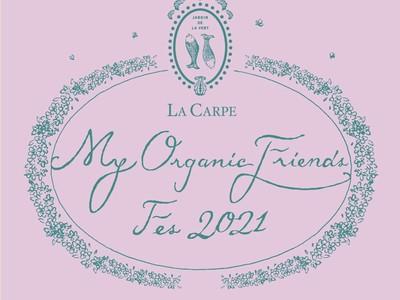 7月9日(金)表参道にて株式会社ラキャルプが第4回サスティナブル・ビューティーフェス『My Organic Friends Fes by Salon de LA CARPE 2021』を開催