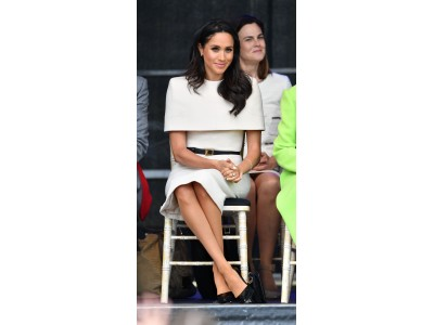 HRH The Duchess of Sussex in Givenchy Haute Couture