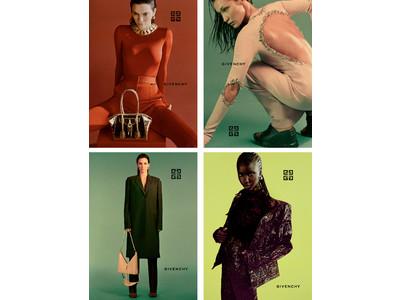 ジバンシィがマシュー・M・ウィリアムズによる2021年SS広告キャンペーンを公開