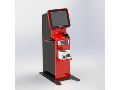 全国99店舗のラウンドワンに、省力化が叶う自動受付精算機を763台提供