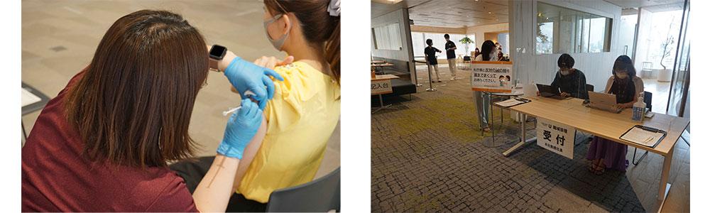 USEN-NEXT GROUP、新型コロナウイルスワクチンの「職域接種」を本日6/21より開始
