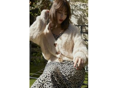 小嶋陽菜のブランド Her lip to(ハーリップトゥ)がRakuten Fashion Week TOKYOに初参加!関連イベントとしてPOP UP ストアをオープン!