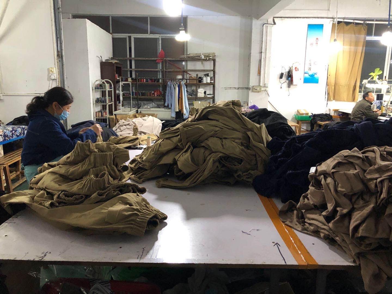 アパレルOEM、中国工場の現況