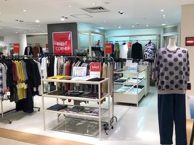 小田急百貨店新宿店、期間限定オフプライスストア第3弾!取り扱いブランドを増加して再登場!