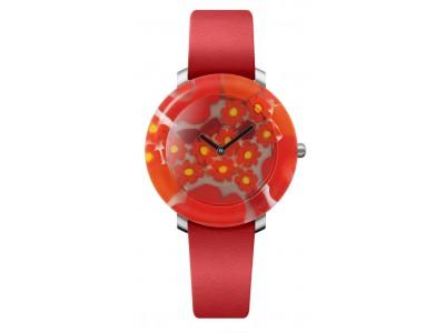 職人×ヴェネツィアンガラスの新しい姿『ユニック(YUNIK)』時計が、日本橋三越本店イタリア展に初登場!