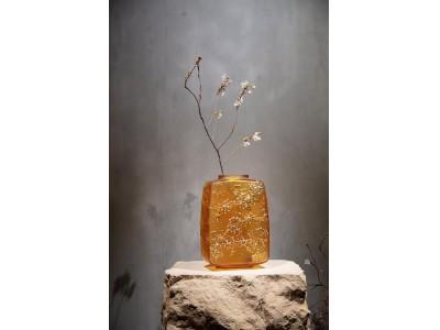 ラリックが新たに描く、植物の世界。デコラティブアイテムとジュエリーに、ボタニカルな新コレクションが登場
