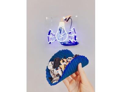 ロールアイスはもう古い?!最先端スイーツ【アイスクリームタコス】が東京に初上陸︎!