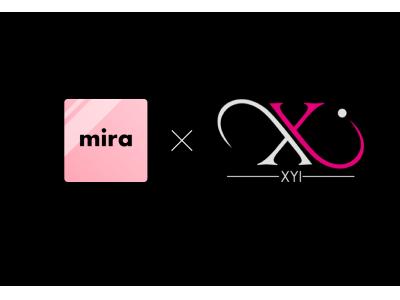 \ mira x XYIコラボ企画 3月8日開始/mira(ミラ)アプリでAI顔タイプ診断をして、LINEで結果を送るとファッションスタイリング専門のXYIからコーディネート提案がもらえる!