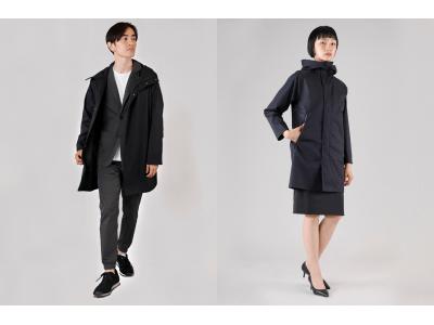 スーツに見える作業着「ワークウェアスーツ」から新商品登場!ビジネスマン最強の味方「究極の出張コート」9月15日(日)より発売開始