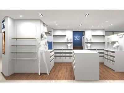 第一印象できちんと感を演出する。ノンワイヤーでナチュラルキレイに。バストアップノンワイヤーブラ専門店『ブラデリス ミー』が小田急百貨店 新宿店に4月5日(金)オープン。