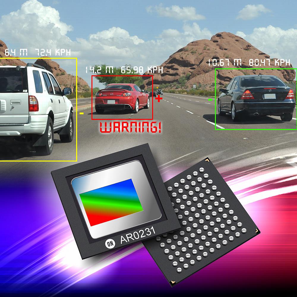 株式会社SUBARU、新世代「アイサイト」運転支援プラットフォームにオン・セミコンダクターのイメージセンシング技術を採用