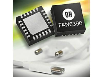 オン・セミコンダクター、先進の機能セットと高い効率を備える、画期的な新製品USB-C(TM) PD 3.0 コントローラ「FAN6390」/「NCP12601」を発表