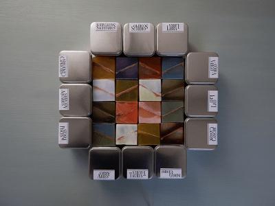 サスティナブルで簡単に手作りできるパーソナライズ石鹸ブランド「9.kyuu」からCOSMIC CUBE
