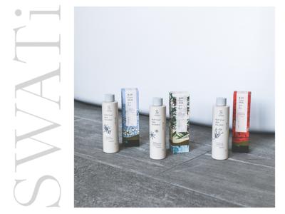 フレグランスボディケアブランド「SWATi」よりRaW Care Milk Body&Bath(ロウ ケア ミルク ボディ&バス) 新発売!