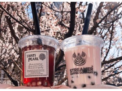 SWATi 神宮前POP UP STOREにて『桜 meets SWATi』を開催!!