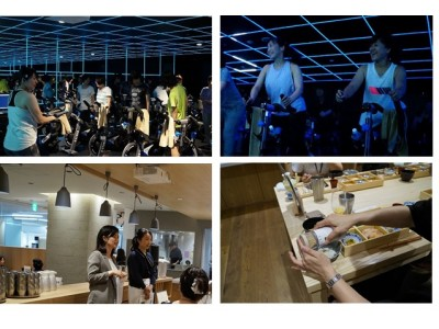 【LUXAイベントレポート】自分ご褒美企画 第2弾 大阪なんば「エグザス」「象印食堂」が贈る「動いて食べてキレイに」を開催