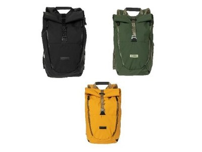 「WAYFINDER 18L BACKPACK」「WAYFINDER PACKABLE SACOCHE BAG」「WAYFINDER PACKABLE BACKPACK」 3月25日(木)発売