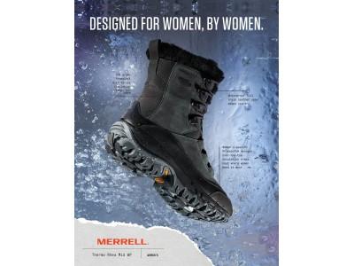 ARCTIC GRIPシリーズより女性による女性のためのウィンターブーツが登場!「THERMO RHEA MID WATERPROOF」発売