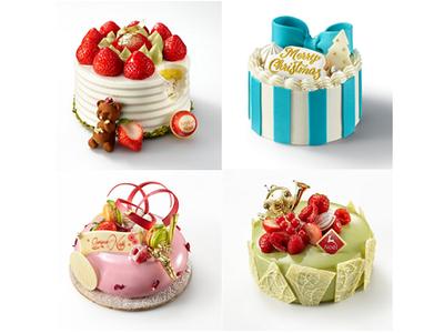 注目ブランドから小田急オリジナルケーキがずらり!「クリスマスケーキ」10月9日(土)から予約受付スタート
