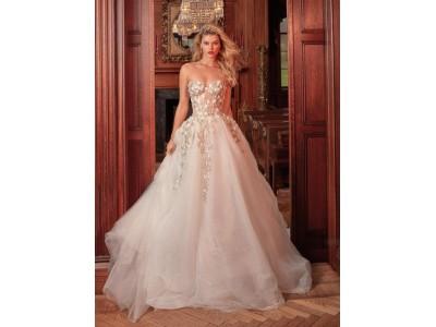 「MAGNOLIA WHITE(マグノリア・ホワイト)」NYセレブから大人気の「Galia Lahav(ガリア・ラハヴ) 」から初入荷のAラインドレスを含む5点を販売スタート