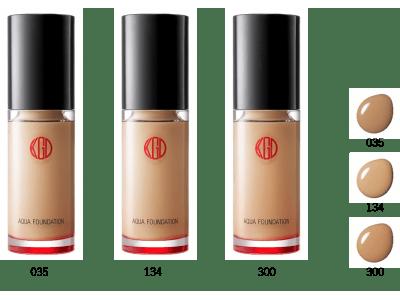 海外10か国(※1)に展開 ハリウッド映画でも支持される日本の化粧品ブランド【江原道】「マイファンスィー アクアファンデーション」新色3色追加展開決定