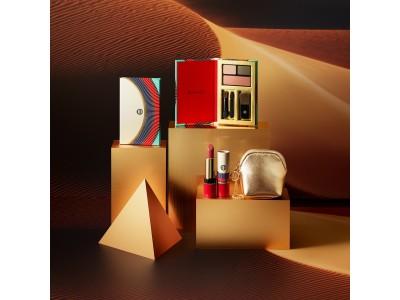 """""""肌そのものを美しく魅せる""""ミネラルカラーの3色パレットが入った『KohGenDoホリデーコレクション2018』 2018年11月4日(日)より数量限定で発売"""