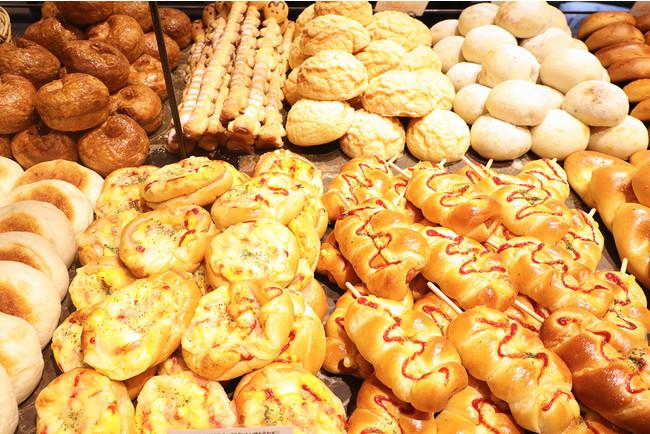 【対象のパンが税込108円!】「ハートブレッドアンティーク」のハピネスセールがリニューアル!