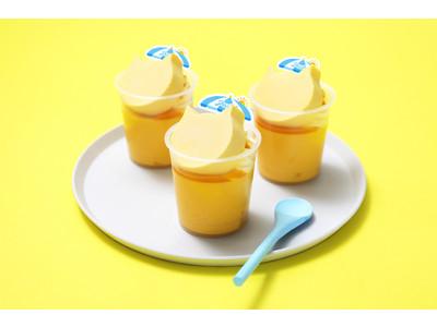 【果実の旨味がギュッ】「Pastel(パステル)」より、マンゴーや桃を使用した季節限定商品を販売