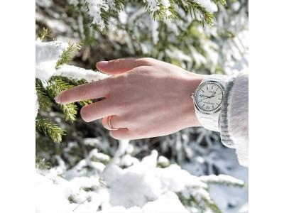 ホリデーシーズンにジラール・ペルゴの新作「ロレアート 38mm セラミックホワイト」を