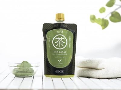 100%オーガニック茶葉、京都宇治抹茶使用。スーパーフードが美肌へ導くスペシャルケアパック「抹茶de美肌」新ブランド「贅沢美肌堂(TM)」から2019年4月20日(土)ロフトにて先行発売。