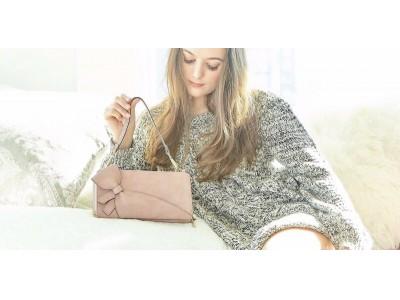 春のトレンド 大人可愛い 数量限定 可愛い×機能性◎ お財布機能付き ミニバッグ『MIRAI』と『YUME』の2種を発売 海外ブランド『MIRISE/ミライズ』