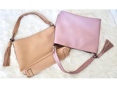美人スイッチをONする、大人可愛いバッグ、北米セレブにも人気のトレンド『ビーガンレザー』を使用、新作 大容量 トートバッグ、海外ブランドMIRISEミライズ 予約発売開始