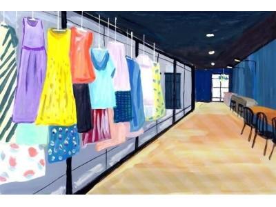 """こども服「デビロック」を運営するグロウ株式会社が、リユース企画""""服と想いのバトンプロジェクト""""を開催。"""
