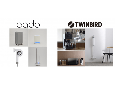 subsclife、「cado」「TWINBIRD」の最新家電サブスク開始。空気清浄機フィルター付き、月額1,980円(税込)~、15種が対象