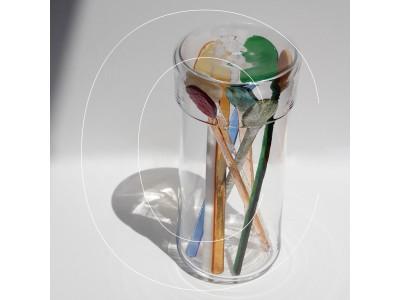 【CIBONE CASE】ガラス作家の稲葉知子と池谷三奈美のエキシビションを開催。2019年5月22日(水)スタート