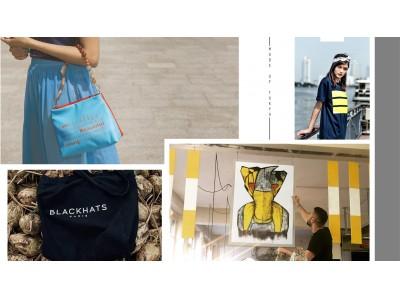 ユニセックス向けバッグとTシャツを扱うEverything合同会社が合同展示会に初出店。