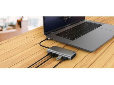 クラウドファンディングで1358%を記録したSSD内蔵USB-Cドッキングステーション「ALMIGHTY DOCK CS1」の一般販売開始。